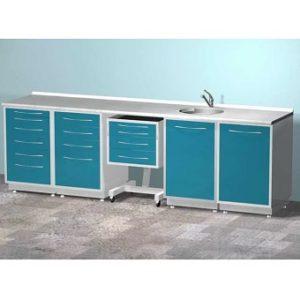 Комплекты мебели для стоматологического кабинета